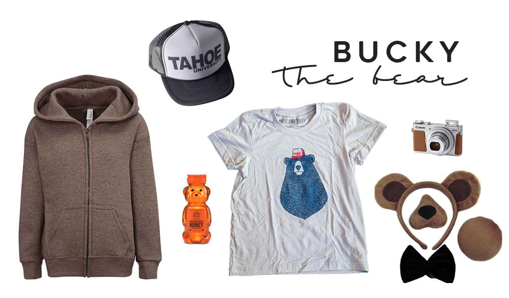 Halloween Costume Ideas Bucky The Bear Tahoe University Blog