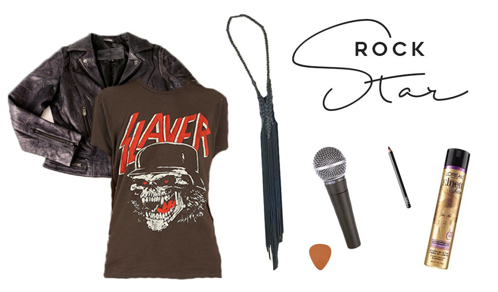 Halloween Costume Ideas Rock Star Tahoe University