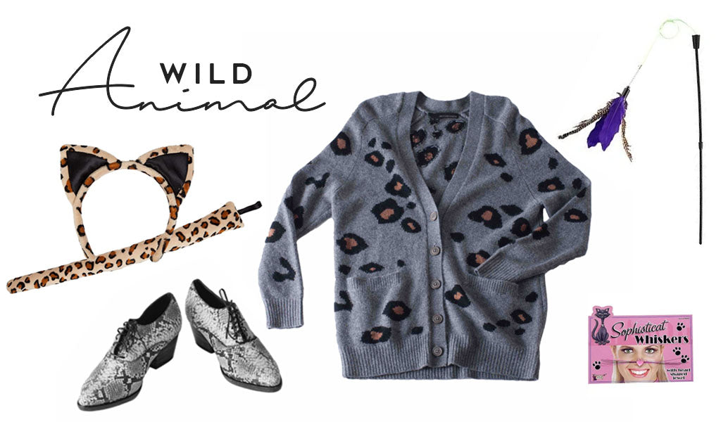 Halloween Costume Ideas Wild Animal Tahoe University