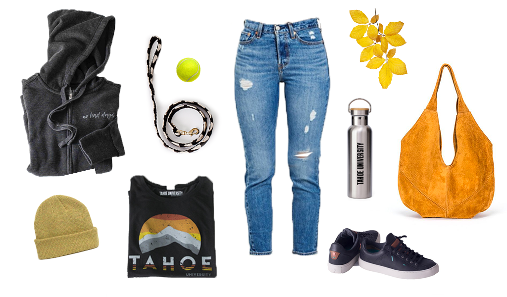 Outfit inspiration from Tahoe University