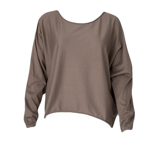 Relaxed Long Sleeve Pullover (Dusk)