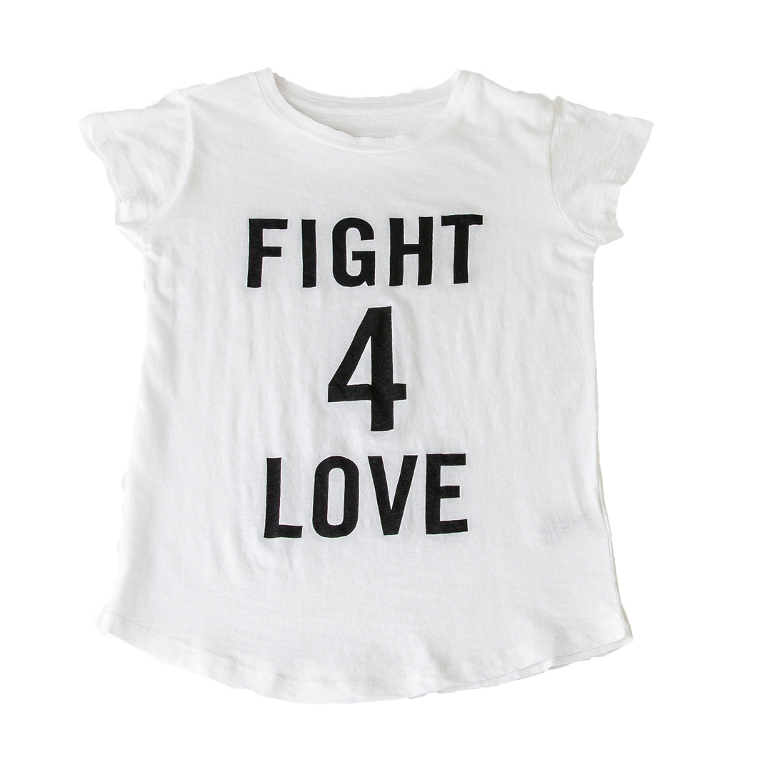 Fight 4 Love Tee by Zadig + Voltaire