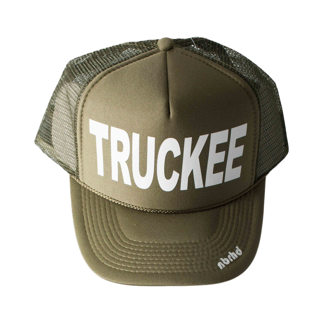 Truckee Trucker Hat