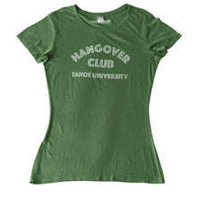 Hangover Club Tahoe University Shirt