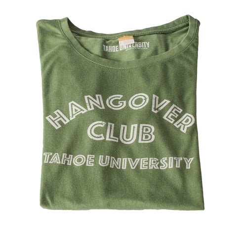 Hangover Club Tahoe U T-Shirt | Tahoe Clothing | Tahoe Apparel | Tahoe T-Shirt