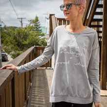 Truckee Is Always A Good Idea Crewneck Sweatshirt | Truckee Long Sleeve T-Shirt | Truckee Clothing | Truckee Apparel