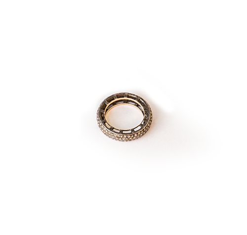 Oxidized Ring Thick