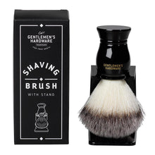 Gentlemen's Hardware, Shaving Brush with Stand
