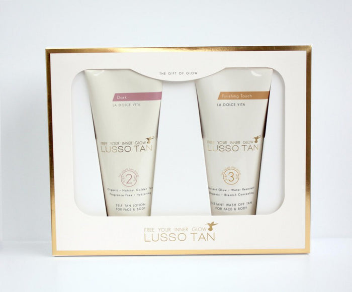 Lusso Tanned to Perfection Gift Box
