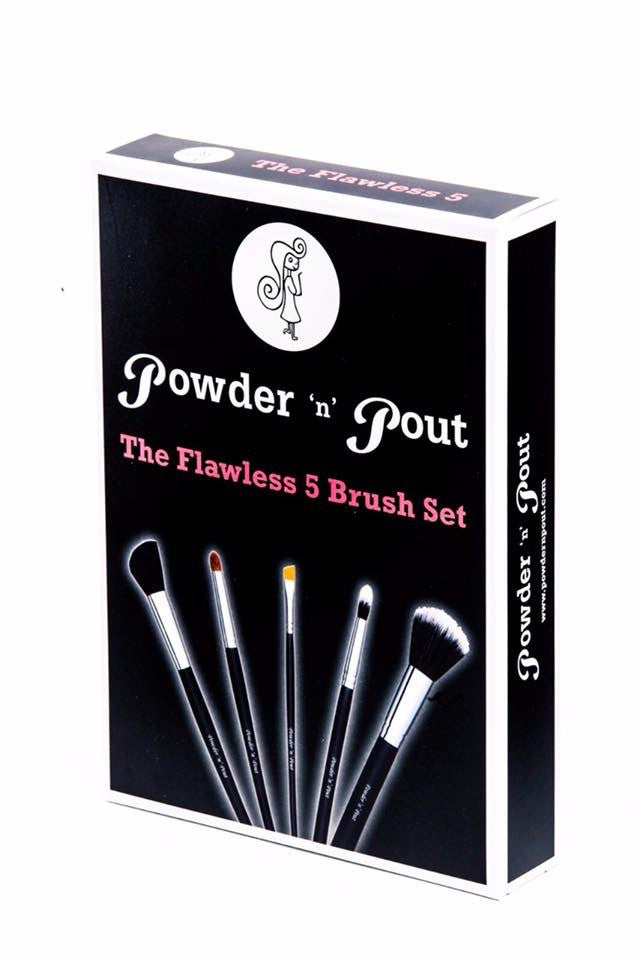 Powder N Pout - The Flawless 5