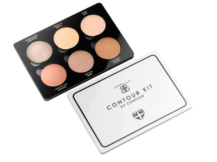 Beautiful Brows Refillable Cream Contour Kit
