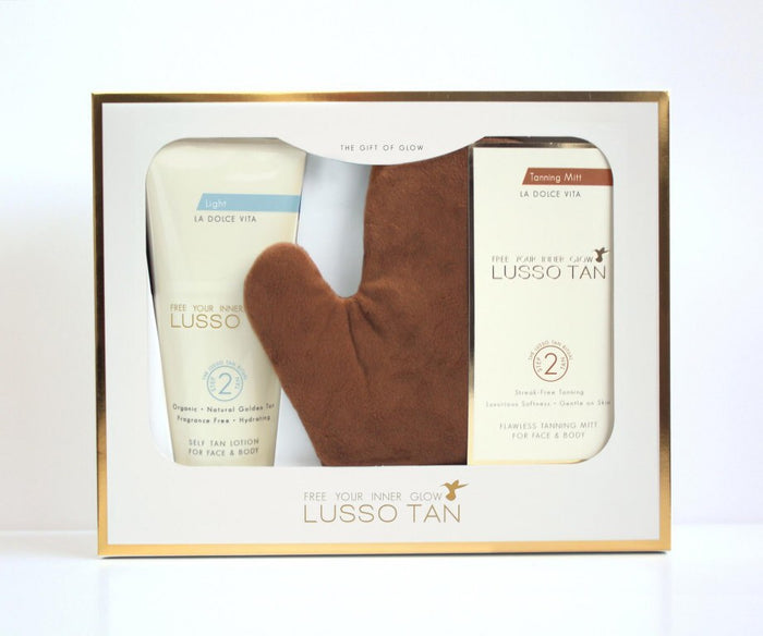 Lusso Tan - FLAWLESS TAN GIFT BOX
