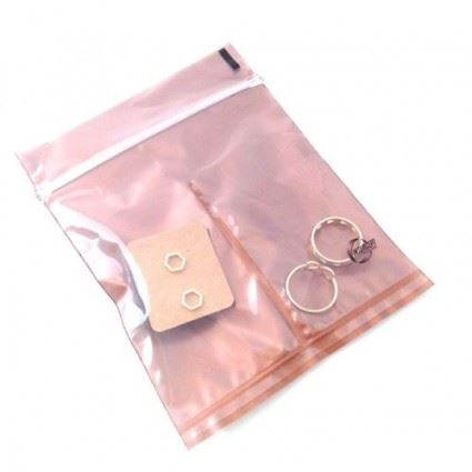 "Anti Tarnish Bags: 4""x4"" Divided Jewelry Care HONEYCAT Jewelry"