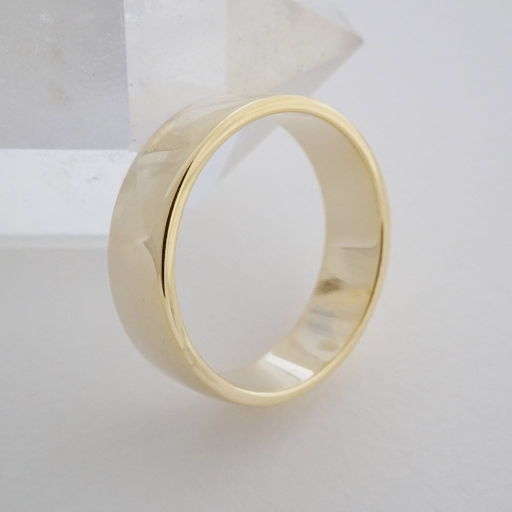 Bold Band Ring