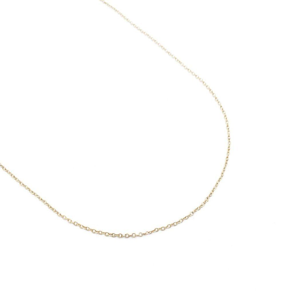 Simple Chain Choker Necklaces HONEYCAT Jewelry