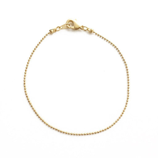 Whisper Thin Ball Chain Bracelet