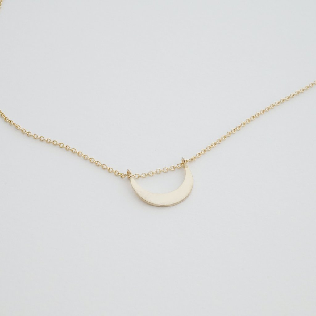 La Luna Necklace Necklaces HONEYCAT Jewelry