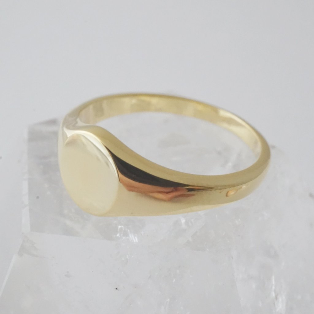 Taylor Signet Ring
