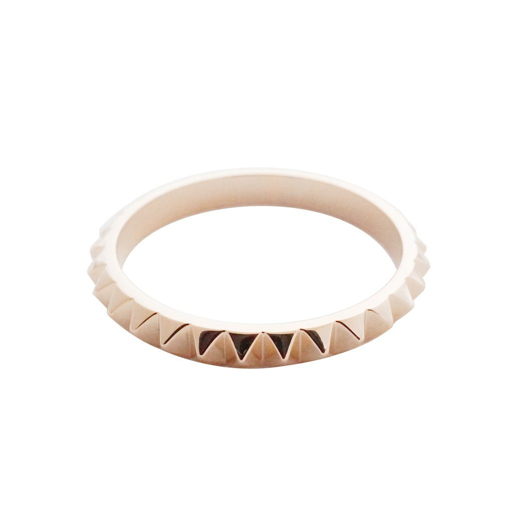 Spiked Ring Rings HONEYCAT Jewelry Rose Gold 5
