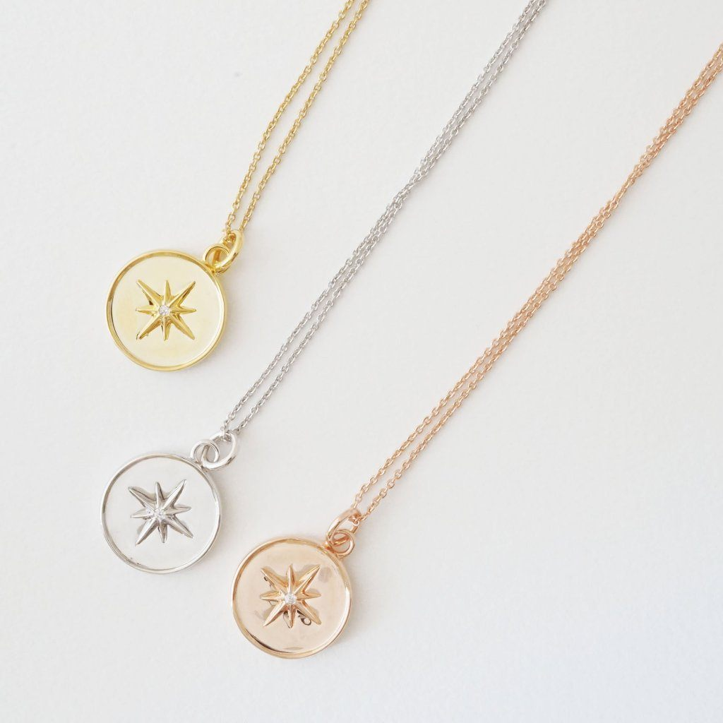Starburst Necklace Necklaces HONEYCAT Jewelry