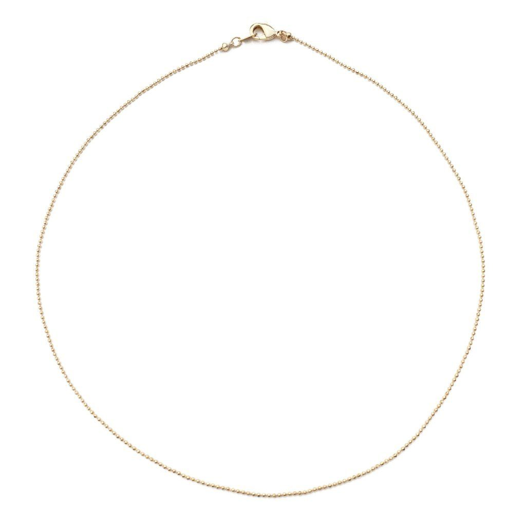 Thin Ball Chain Choker