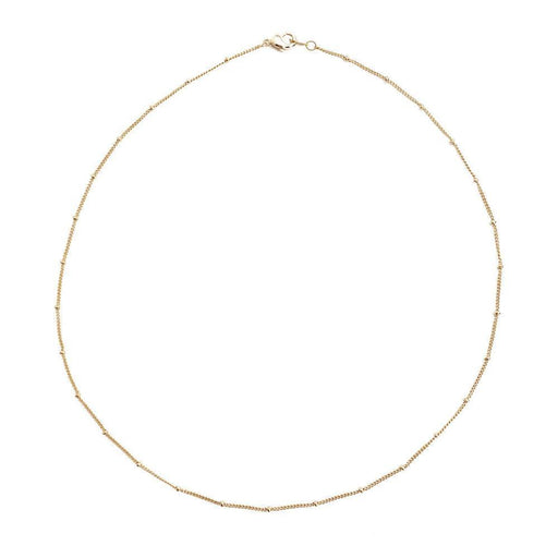 Beaded Chain Choker Necklaces HONEYCAT Jewelry
