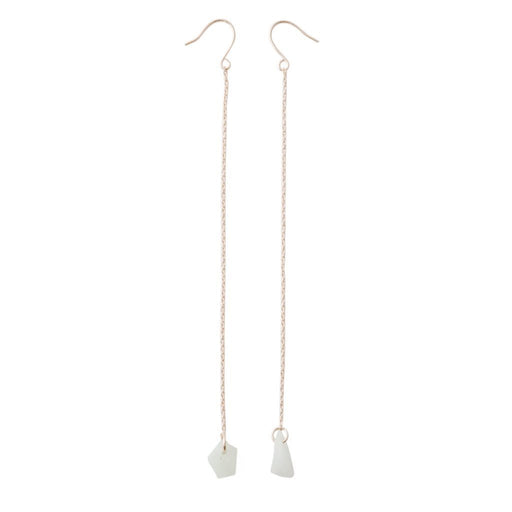 Wishing Crystal Drop Earrings