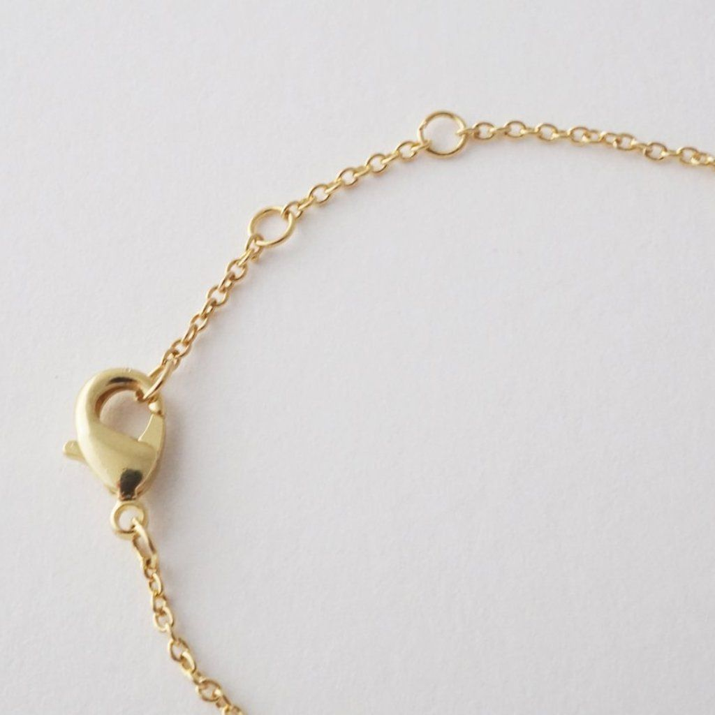 Hammered Classic Bar Bracelet