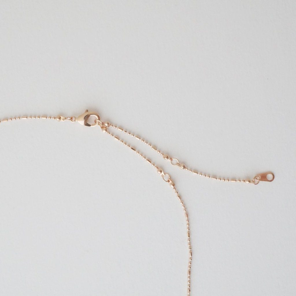 Lexi Chain Choker-Necklace