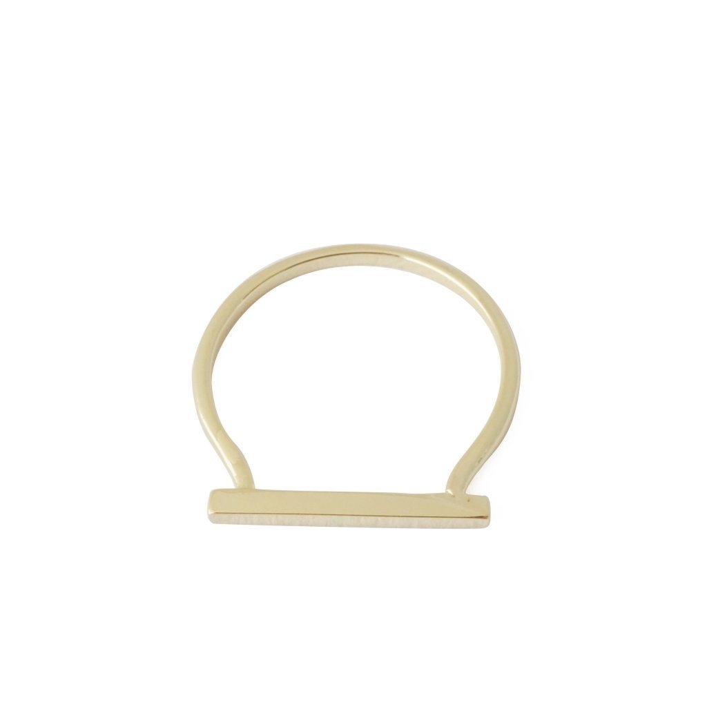 Long Bar Ring