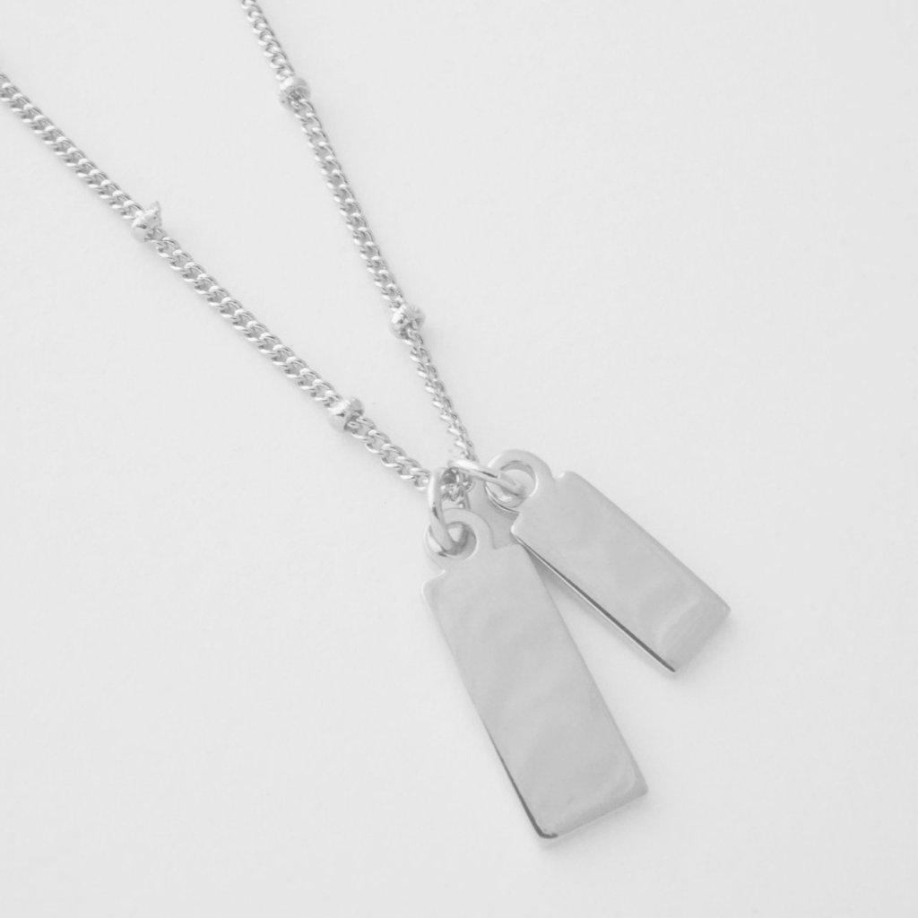 Tag Together Necklace