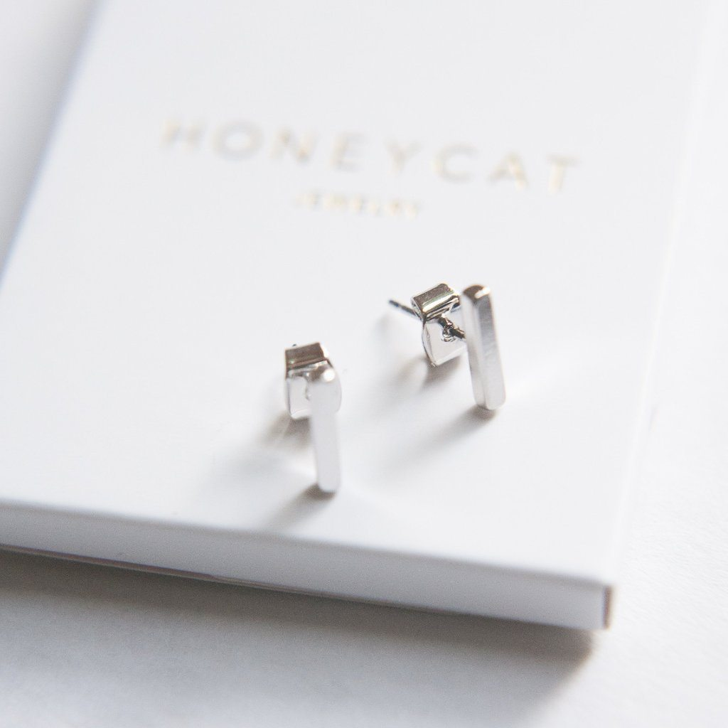 Midi Bar Earrings