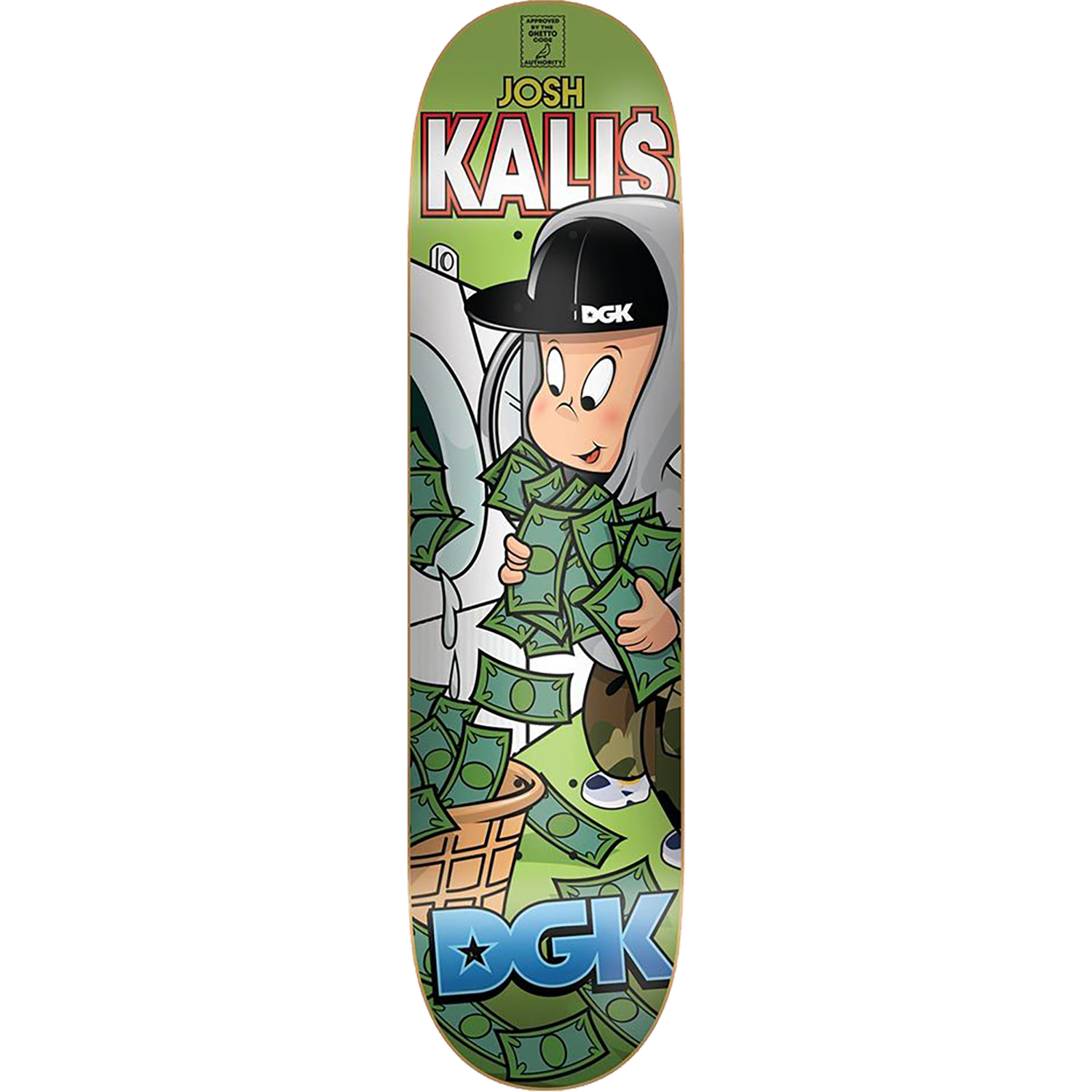 Kalis From Nothing Deck - 8.0