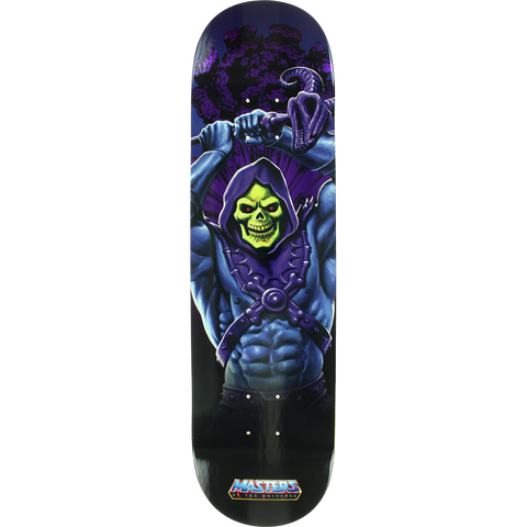 Masters of the Universe Skeletor Deck - 8.5