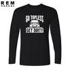 Go Topless Get Dirty Jeep Camp Tee