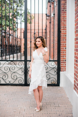 Zoe Off-Shoulder Mini Dress