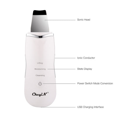 Mello's Ultrasonic-Ion Face/Skin Cleanser