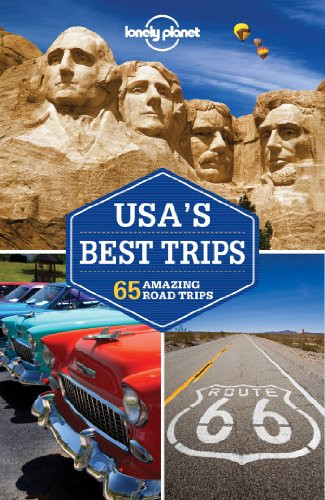 Lonely Planet USA's Best Trips (Travel Guide)