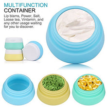 Portable Soft Silicone Travel Containers TSA Approved