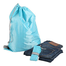 "EzPacking Foldable Laundry Bag / Travel Sized (22"" X 16"") / Nylon / Perfect for Travel, College and Laundry at Home"