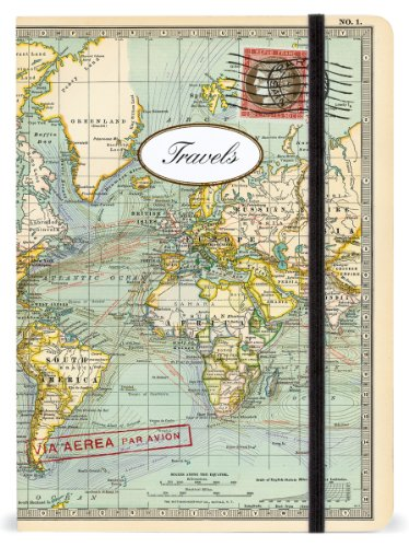 Travel Notebook - World Travels