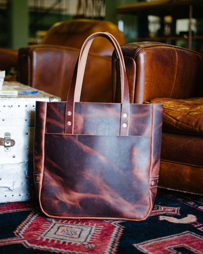 Autumn Harvest carryall tote at KMM & Co.