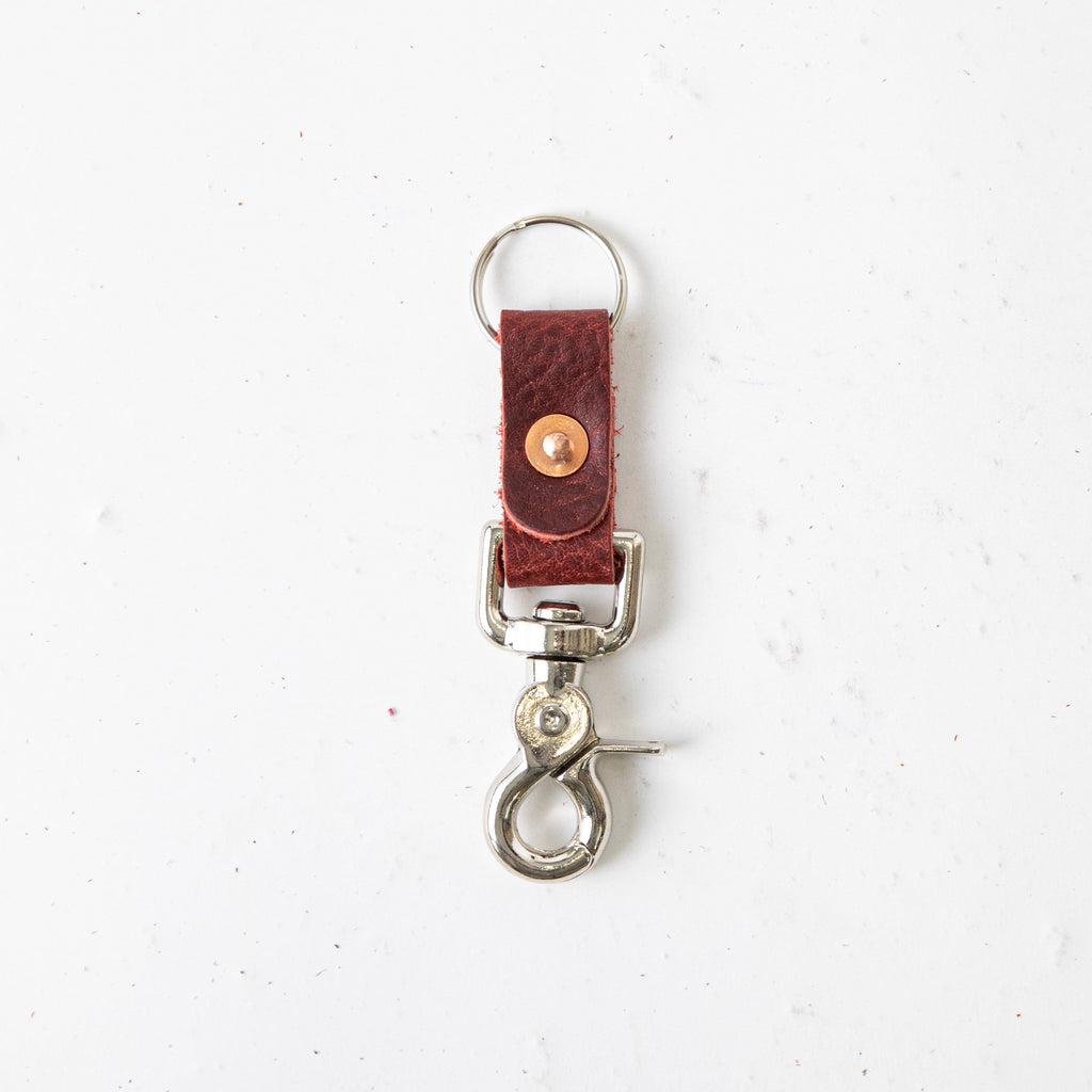 Red Kodiak Key Clip
