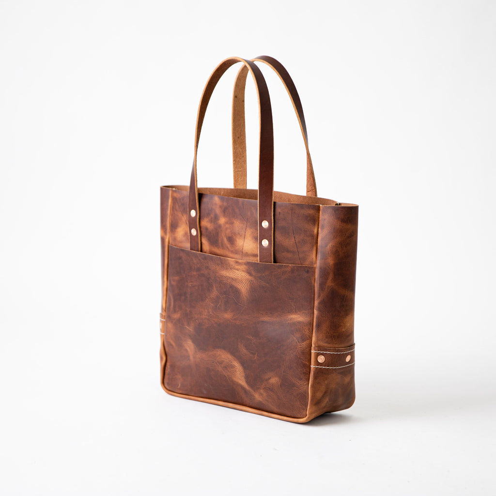 English Tan Carryall