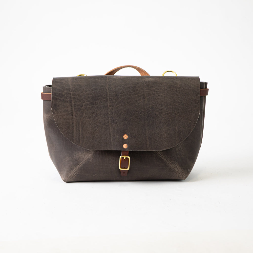 Storm Grey Messenger Bag