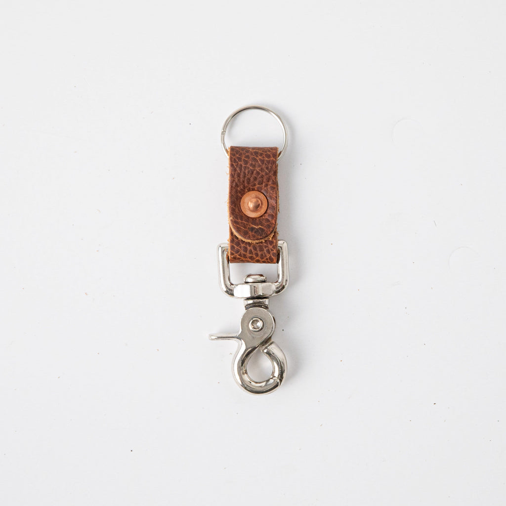 Tan Kodiak Key Clip