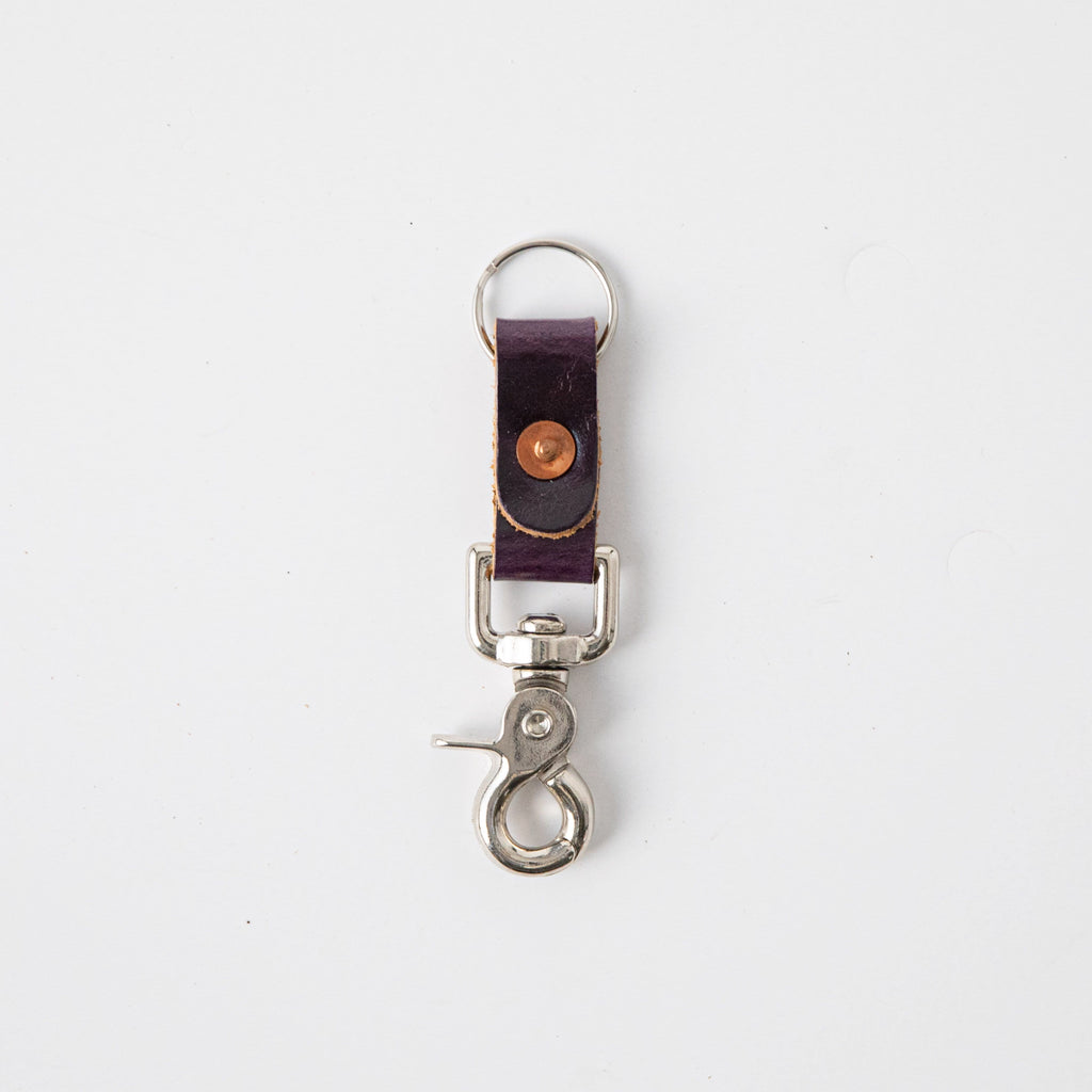 Orchid Key Clip