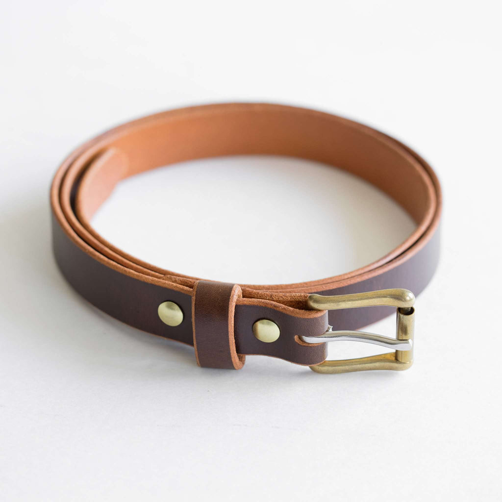 "1"" Brown Belt"