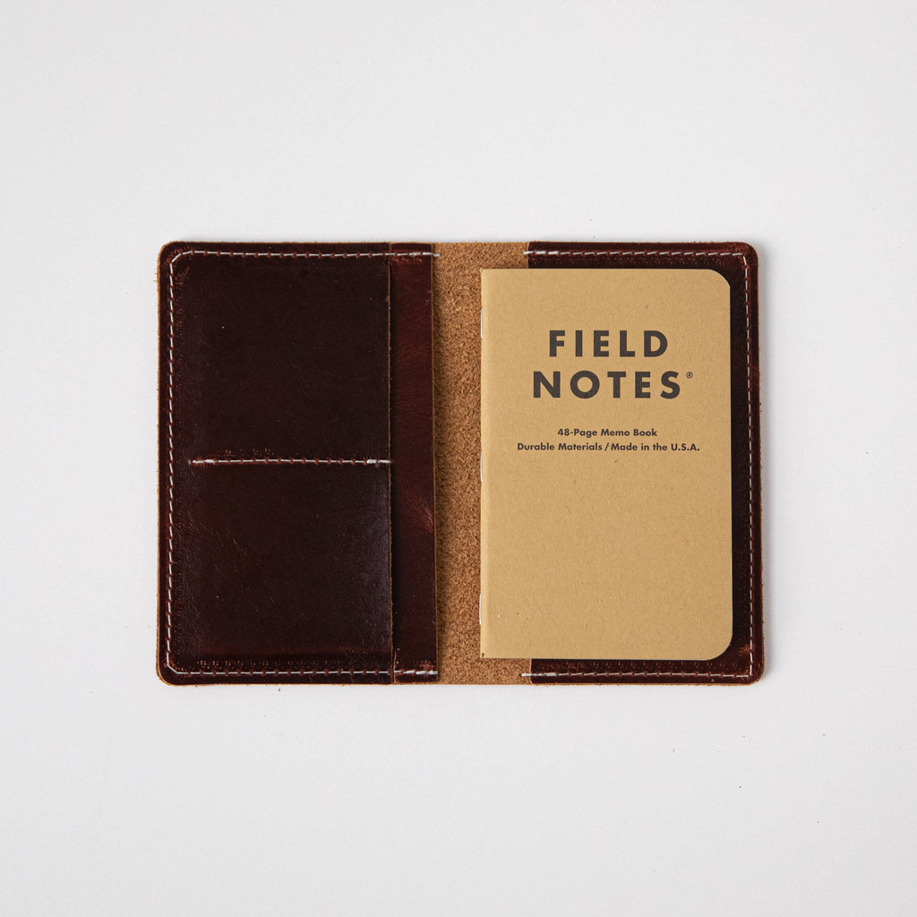 Cinnamon Passport Wallet