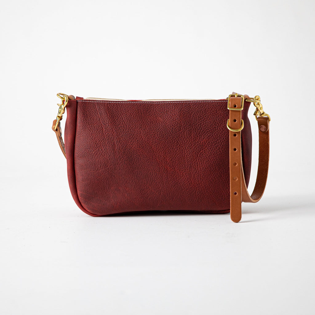 Red Kodiak Crossbody Bag
